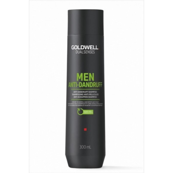 Goldwell Dualsenses Men Anti - Dandruff Shampoo (300ml)