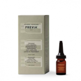 Previa Haircare Extra Life Tea Tree Oil Energising Treatment Against Hair - Loss Intensive (3x8ml)