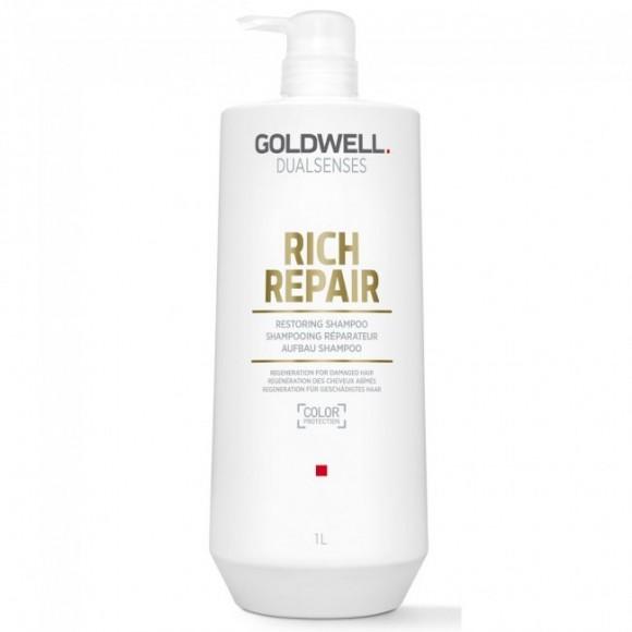 Goldwell Dualsenses Rich Repair Restoring Shampoo (1000ml)