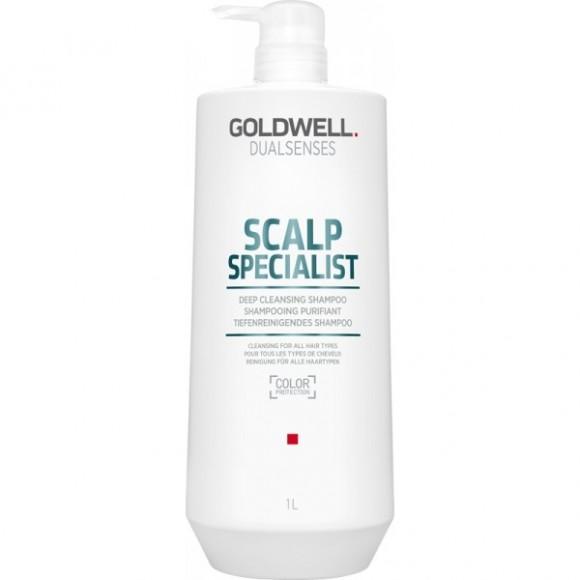 Goldwell Dualsenses Scalp Specialist Deep Cleansing Shampoo (1000ml)
