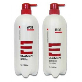 Goldwell Elumen Shampoo & Treat (1000ml)
