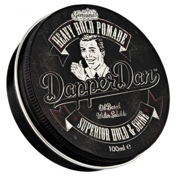 Dapper Dan Heavy Hold Pomade (100ml)