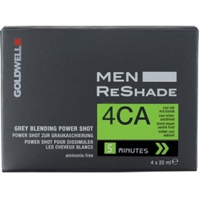 Goldwell Men Reshade 4CA Brown (4x20ml)