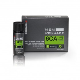 Goldwell Men Reshade 6CA Blond Fonce (4x20ml)