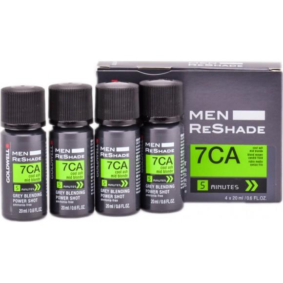 Goldwell Men Reshade 7CA Blond (4x20ml)