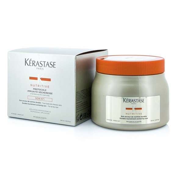 Kerastase Masque Protocole Immunite Secheresse Soin No1 (500ml)