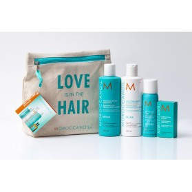 Moroccanoil Love is in the hair Repair Set