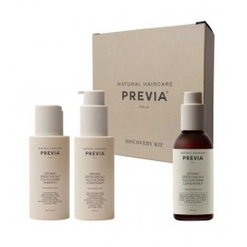 Previa Hair care Discovery Kit