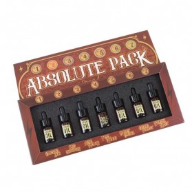 Hey Joe Absolute Pack Beard Oil (7 x 3ml)