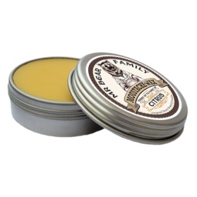 Mr. Bear Family Moustache Wax Citrus (30ml)