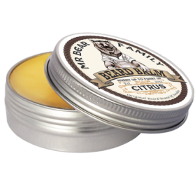 Mr. Bear Family Beard Balm Citrus (60ml)