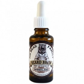 Mr. Bear Family Beard Brew Oil Woodland (30ml)