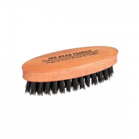 Mr. Bear Family Beard Brush Travel Size