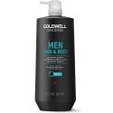 Goldwell Dualsenses Men Hair and Body Shampoo (1000ml)