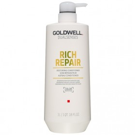 Goldwell Dualsenses Rich Repair Restoring Conditioner (1000ml)