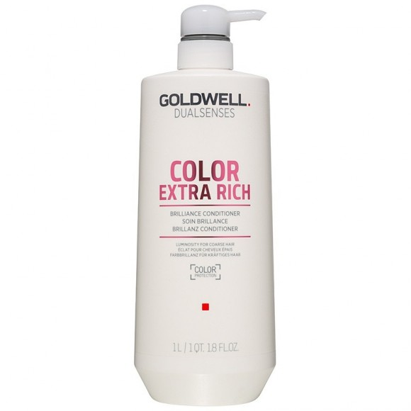 Goldwell Dualsenses Color Extra Rich Brilliance Conditioner (1000ml)