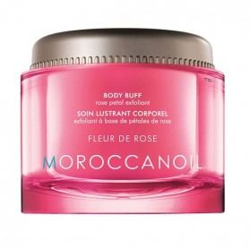 Moroccanoil Body Buff Fleur de Rose (180ml)