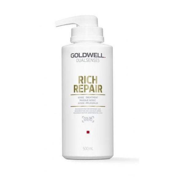 Goldwell Dualsenses Rich Repair 60sec Treatment (500ml)