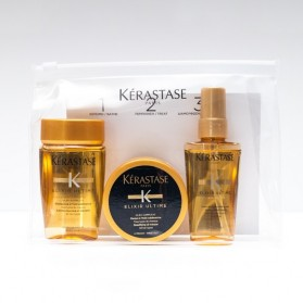 Kerastase Elixir Ultime Travel Σετ