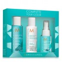 Moroccanoil Complete Your Color Set (Shampoo, Conditioner, Protect Spray)