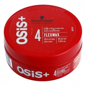 OSiS+ Flexwax Ultra Strong Cream Wax (85ml)
