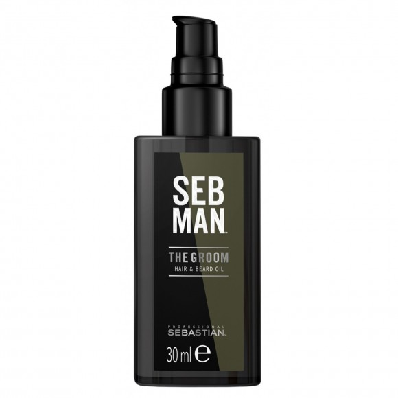 Sebastian SB The Groom Hair & Beard Oil (30ml)