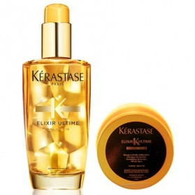 Kerastase Elixir Ultime (100ml) + ΔΩΡΟ Masque Elixir Ultime (75ml)