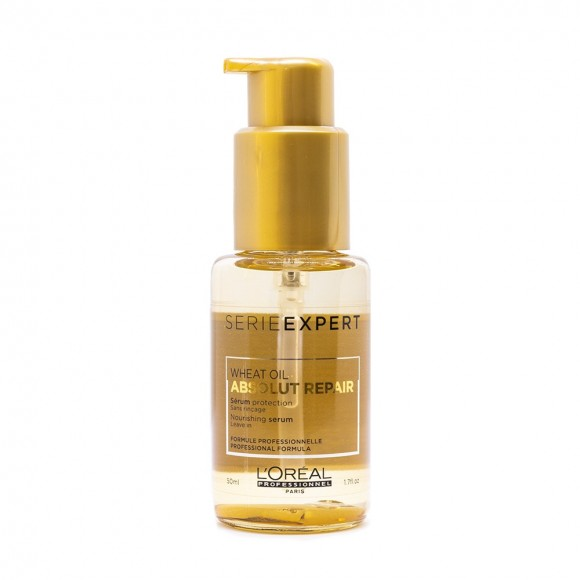L'Oreal SE Absolut Repair Gold Wheat Oil (50ml)