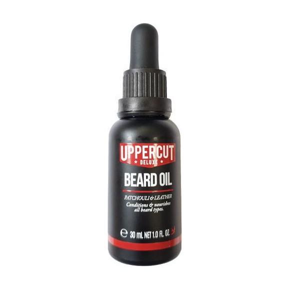 Uppercut Deluxe Beard Oil (30ml)