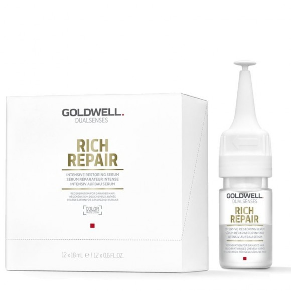 Goldwell Dualsenses Rich Repair Leave-In Serum (12x18ml)
