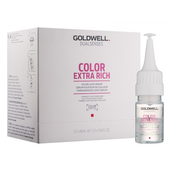 Goldwell Dualsenses Color Extra Rich Leave-In Serum (12x18ml)