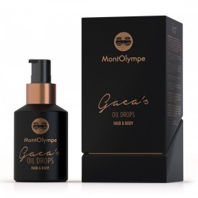 MontOlympe Gaea's Oil Drops Έλαιο (60ml)