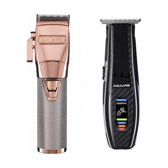 Babyliss Pro ROSEFX Professional Clipper FX8700RGE