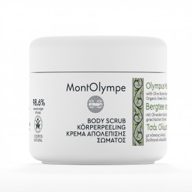 MontOlympe Olympus Mountain Tea Scrub Σώματος (150ml)
