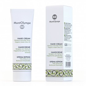 MontOlympe Olympus Mountain Tea Hand Cream (50ml)