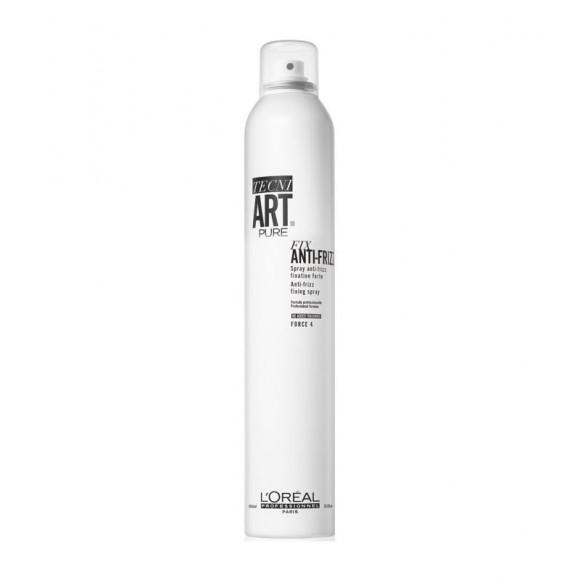 L'Oreal Techni Art Fix Anti-Frizz Spray (400ml)