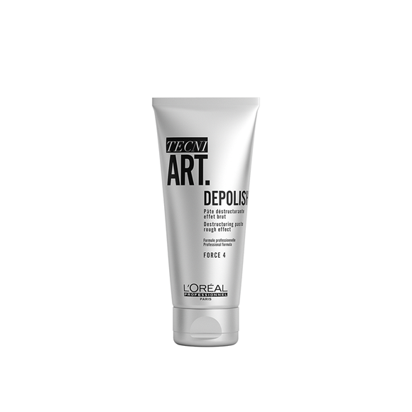 L'Oreal Professionnel Techni Art Depolish Destructuring Paste Rough Effect (100ml)