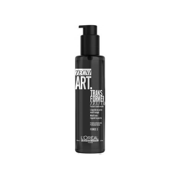 L'Oreal Professionnel Tecni Art Transformer Texture Multi Use Liquid To Paste (150ml)