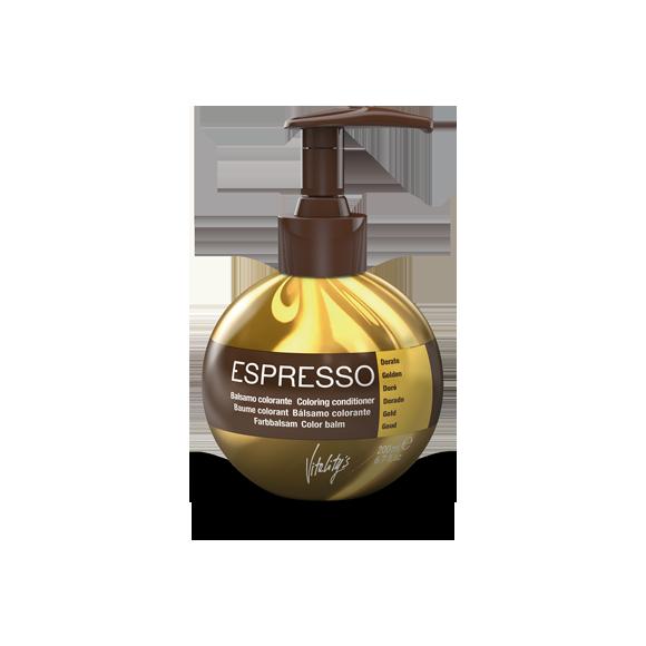 Vitalitys Espresso Condiotioner Χρωματισμού Χρυσό (200ml)