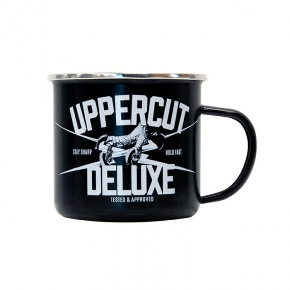 Uppercut Deluxe Enamel Travel Mug