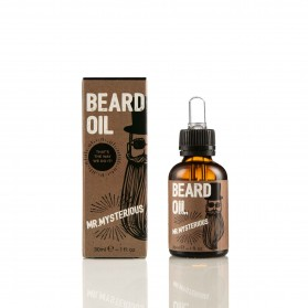 Beard Oil Mr Mysterious (30ml)