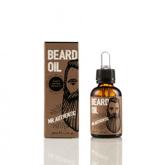 Beard Oil Mr Authentic (30ml)