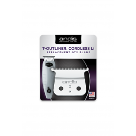 Andis T Outliner Cordless Li Replacement Blade