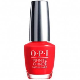 OPI Infinite Shine Unrepentantly Red 15ml
