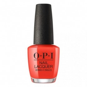 OPI Nail Lacquer Red Vival City 15ml