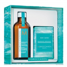 Moroccanoil Light Treatment Set