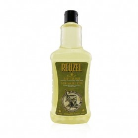Reuzel  Tea Tree Three In One Shampoo-Conditioner-Body Wash 1000ml