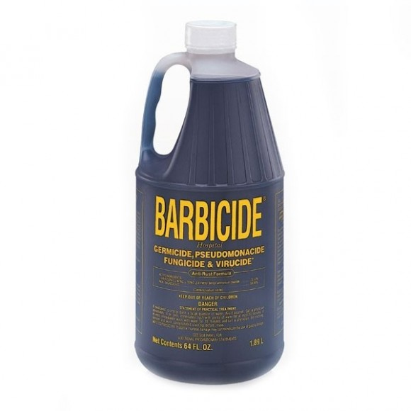 Barbicide Υγρό Απολύμανσης Εργαλείων Κομμωτηρίου 1890ml