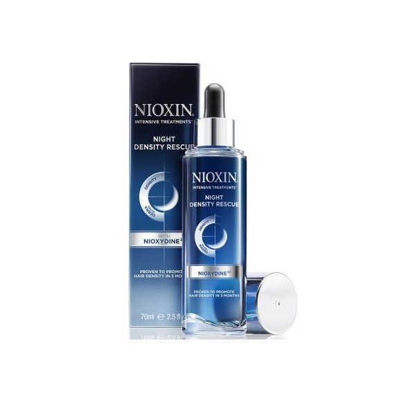 Nioxin Night Density Rescue (70ml)