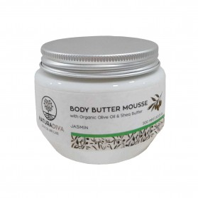Naturadiva Body Butter Γιασεμί 200ml